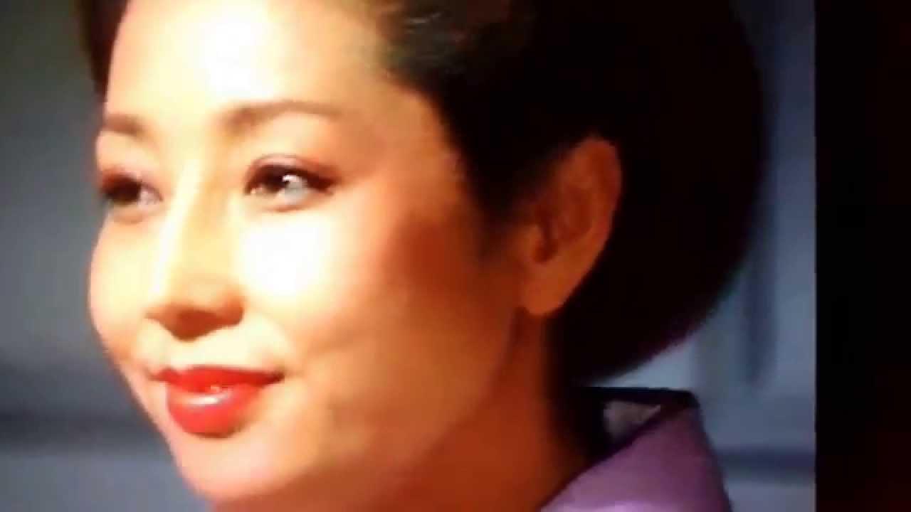 松本清張 ドラマ 黒革の手帖 1982 山本陽子VS萬田久子 - YouTube
