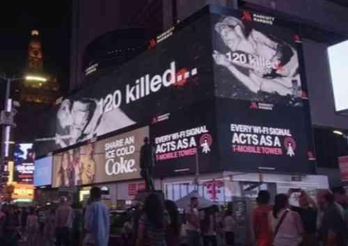 NYタイムズスクエア「軍艦島」広報映像の人物 朝鮮人ではなく日本人だった(1) (中央日報日本語版) - Yahoo!ニュース