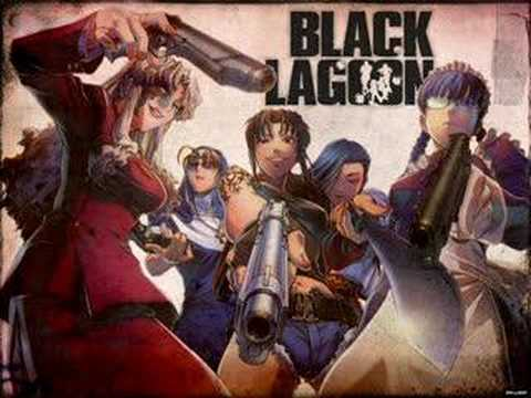 Opening Black Lagoon -- Red Fraction (full version) - YouTube