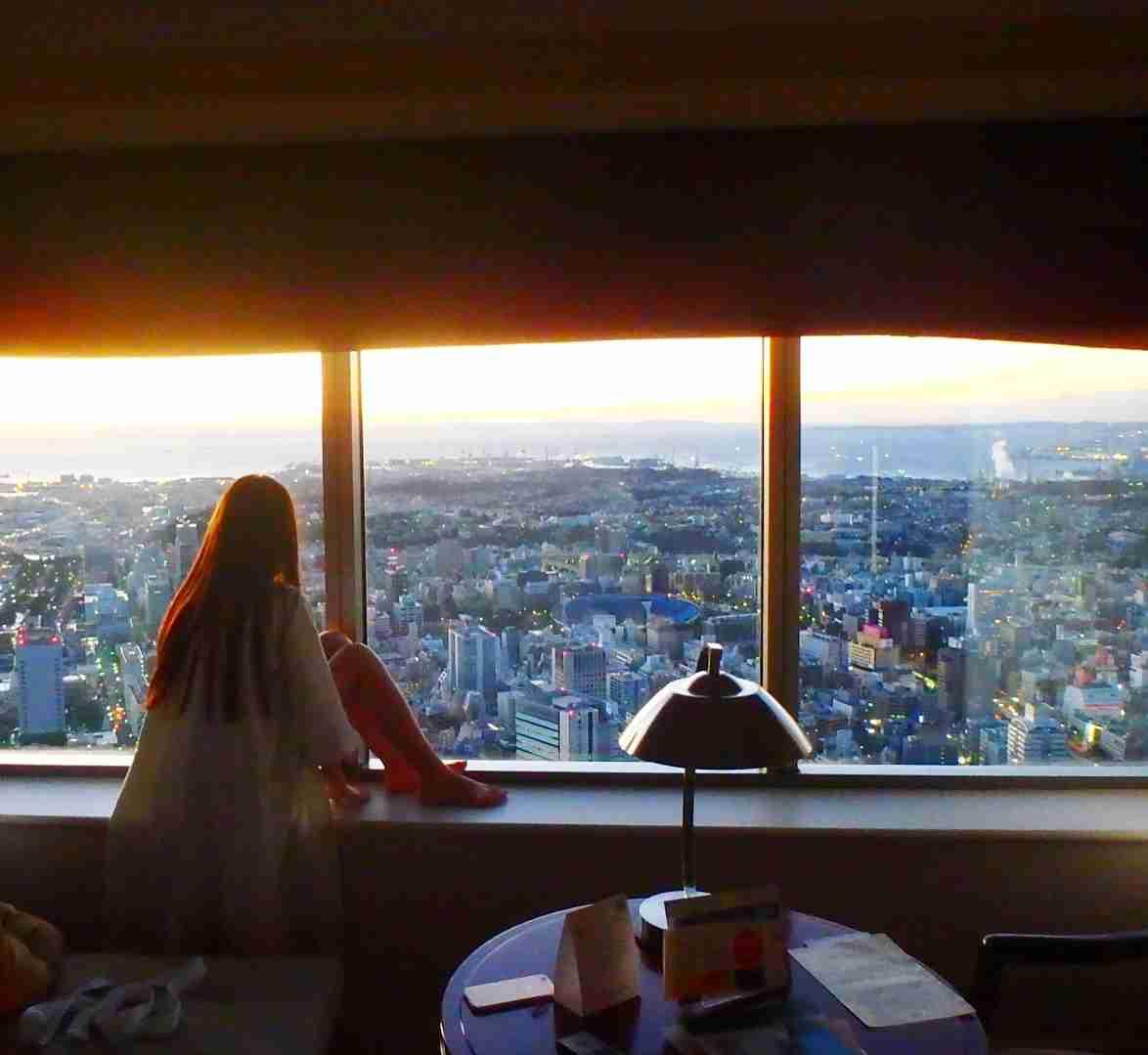 日本No. 1高層ホテル【横浜ロイヤルパークホテル】のクラブフロアに泊まってみた