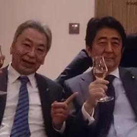 安倍首相が加計氏に続き「男たちの悪巧み」写真のお友達を優遇! メガバンク幹部なのに監督官庁の金融庁参与に|LITERA/リテラ