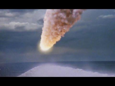 隕石が落ちる瞬間映像がヤバすぎる - YouTube