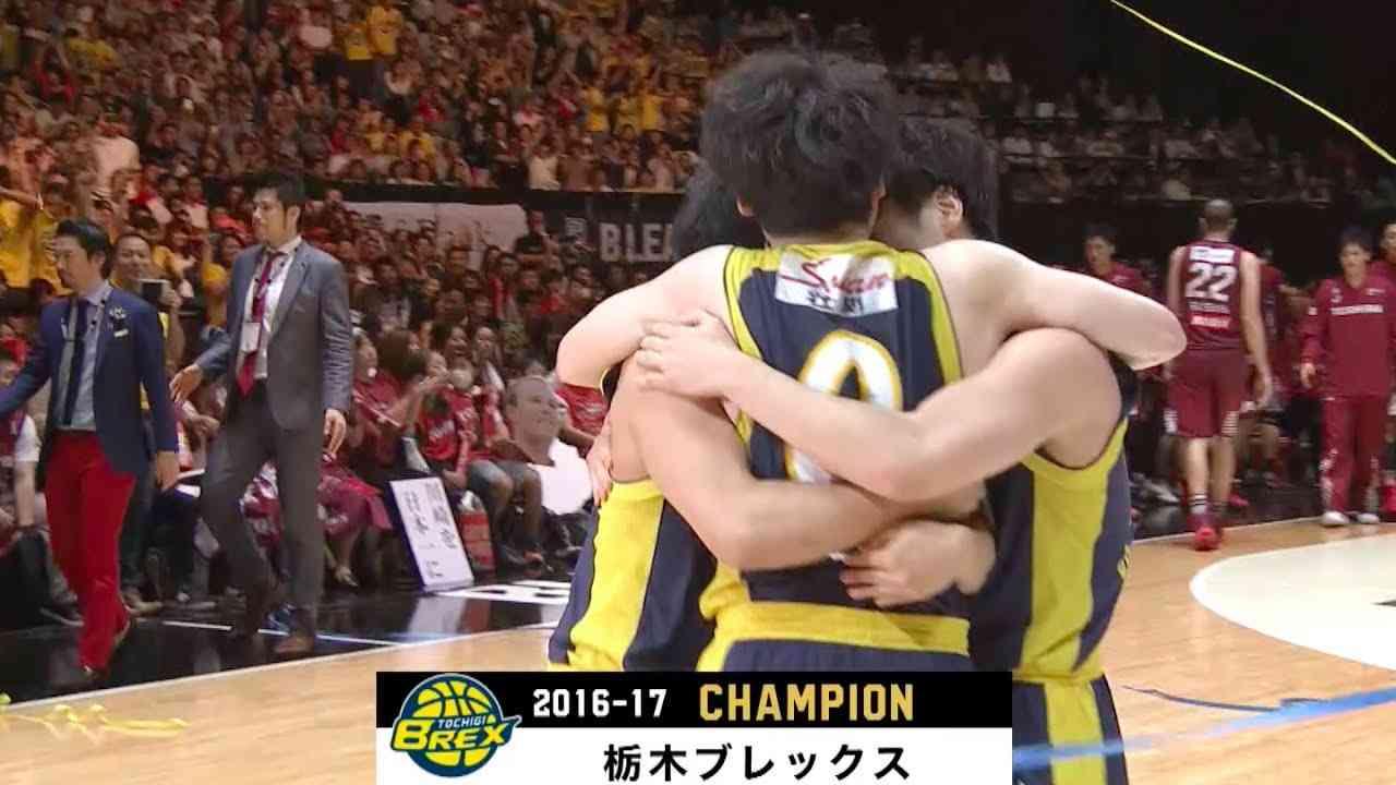 川崎ブレイブサンダースvs栃木ブレックス B.LEAGUE FINAL 2016-17 GAMEHighlights 05.27.2017 プロバスケ (Bリーグ) - YouTube