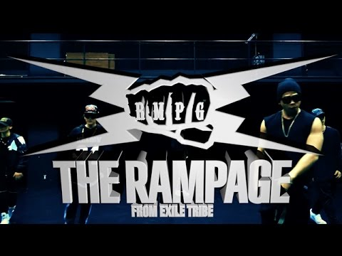 THE RAMPAGE from EXILE TRIBE / Knocking Knocking (Dance Video) - YouTube