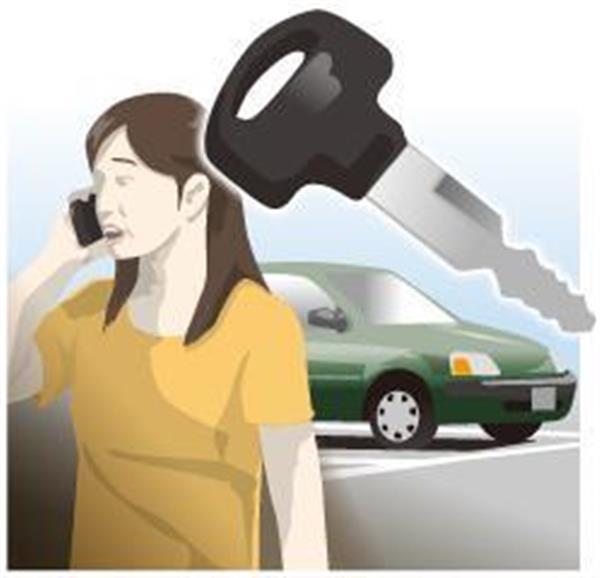 うっかりが悲劇に!今も多い「キー閉じ込み」…子供を車内に残し、熱中症で死に至ることも