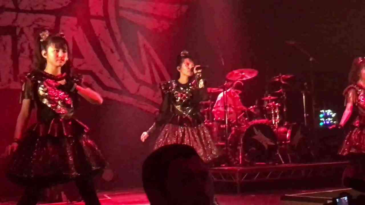 From Dusk Till Dawn : BABYMETAL LIVE - combination of good video and good audio - - YouTube