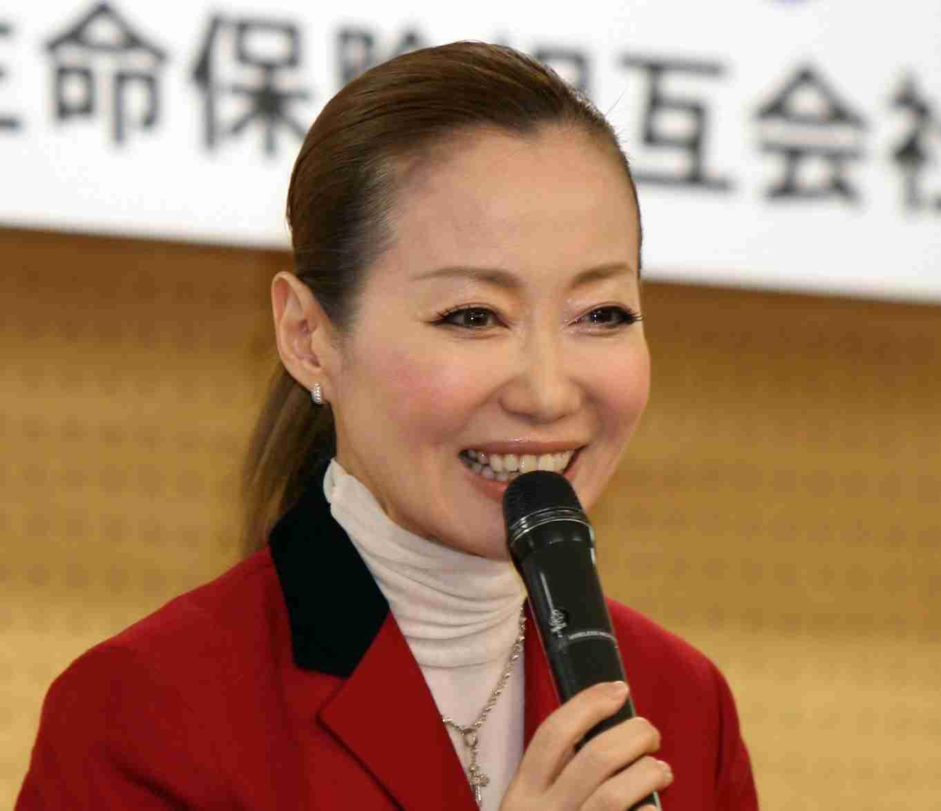 遥洋子 党首から出馬要請の直電きていた 「心臓がバックバック言う」 (デイリースポーツ) - Yahoo!ニュース