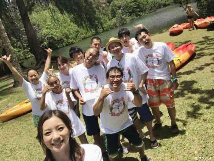 有吉弘行、仲良し芸能人15名でハワイの夏休みを満喫 | ニュース | テレビドガッチ