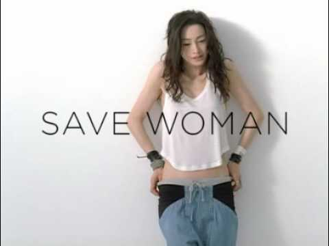 SAVE WOMAN | CONCEPT CM   CHIFURE 2010 - YouTube