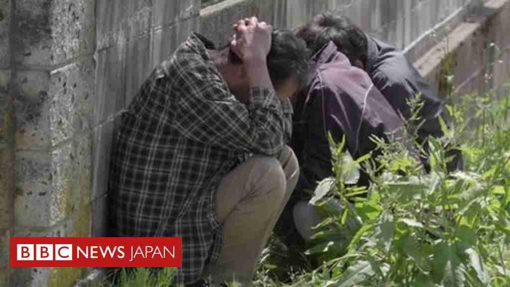 ミサイル攻撃に備える日本 山形県酒田市 - BBCニュース