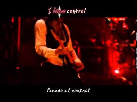 [L-F] LArc~en~Ciel - Shinshoku -Lose Control- LIVE [Español Karaoke] - YouTube