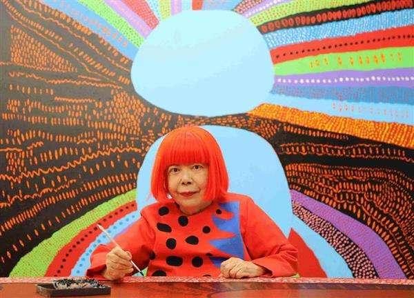 草間彌生さんの美術館、10月オープンへ