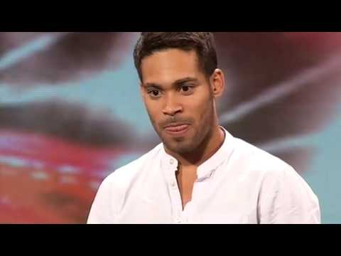 The X Factor 2009 - Danyl Johnson - Auditions 1 (itv.com/xfactor) - YouTube