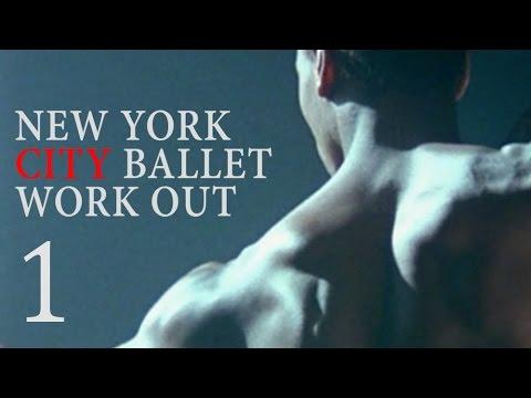 New York City Ballet Workout | Volume 1 - YouTube