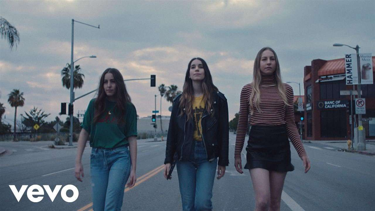 HAIM - Want You Back (Official Video) - YouTube