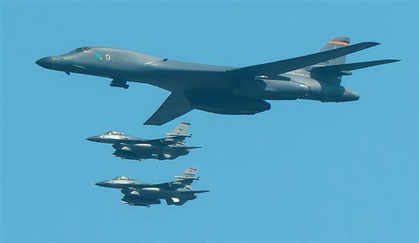 【北ミサイル】グアムの米戦略爆撃機、北朝鮮へ先制攻撃の準備整う 米NBCテレビ報道 - 産経ニュース