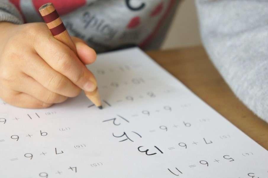 子供の夏休みの宿題について