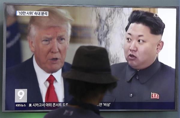 【北ミサイル】北朝鮮がミサイルを移動か マティス米国防長官、ミサイルがグアム直撃コースなら「撃墜する」  - 産経ニュース