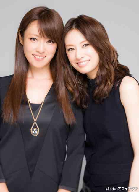 深田恭子&橋本マナミの美女2ショットが「甲乙つけがたい並び」と話題