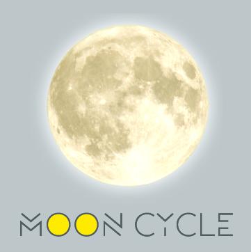 今日の月/月の満ち欠けと月齢の影響を知る | MoonCycle