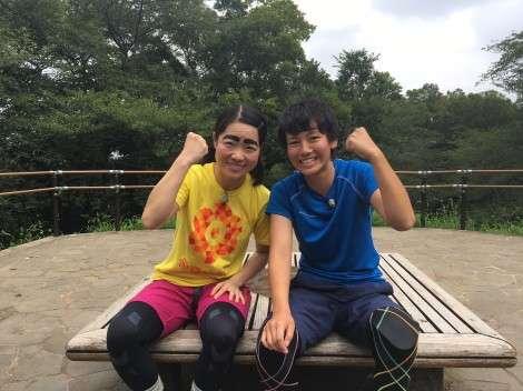 イモトアヤコ、『24時間テレビ』で義足の少女と槍ヶ岳登頂に挑戦 | ORICON NEWS