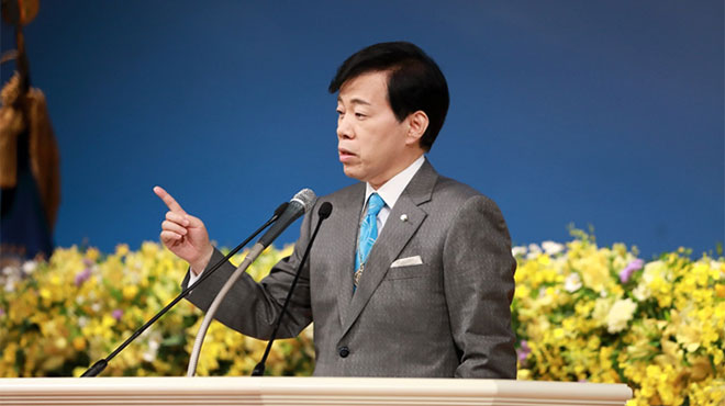 大川隆法総裁「トランプ氏は近く、大規模攻撃を行う」と予測 幸福実現党大会にて | ザ・リバティweb