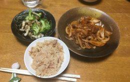 ちピーコのご飯日常のこと – 日々の夕食の記録と美味しいものについて書いています。