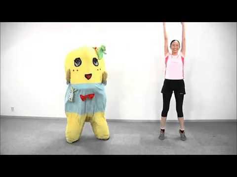 【ふなっしー】ラジオ体操第1【踊ってみた】 - YouTube