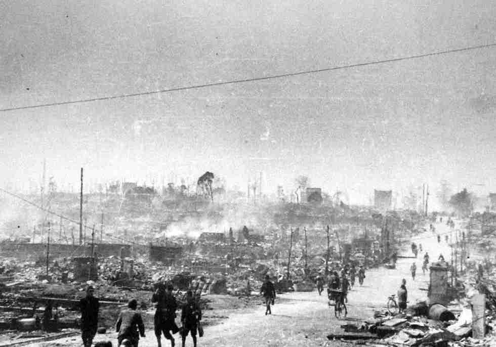 東京大空襲で目にした一面の遺体「戦争で得るものは何もない」   THE PAGE(ザ・ページ)