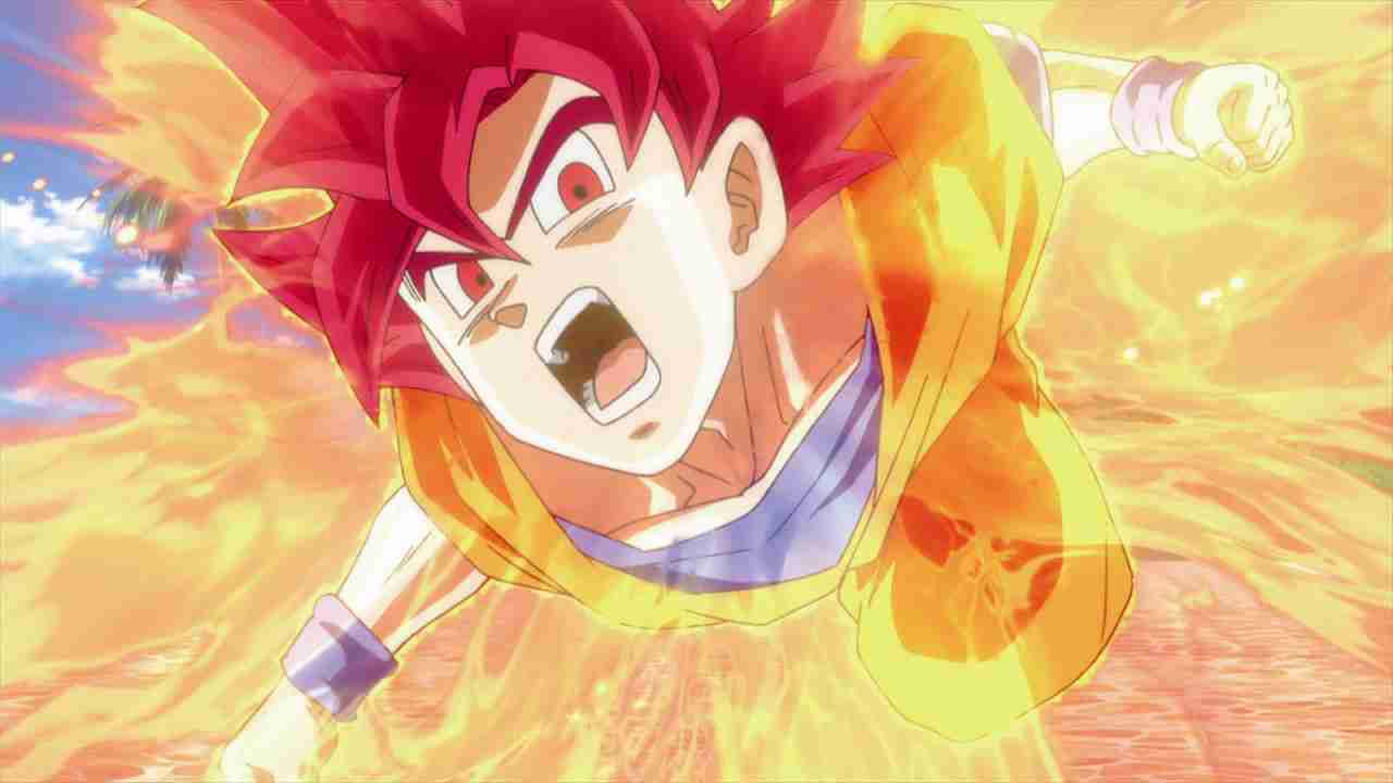 【ドラゴンボールZ】神と神で一番好きなシーン【HERO】 - YouTube