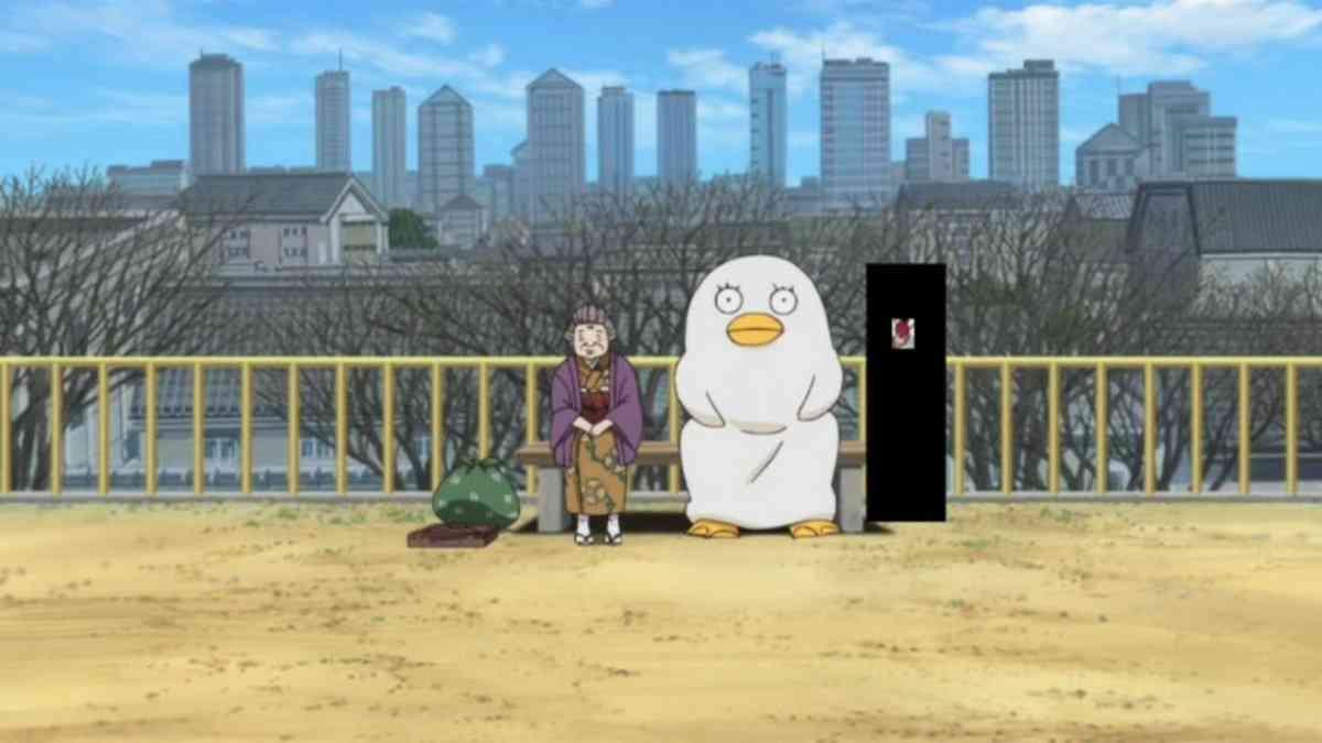 アニメ「銀魂」での蓮舫の風刺シーンが真っ黒に。AmazonPrime銀魂に規制をかけたのは誰だ
