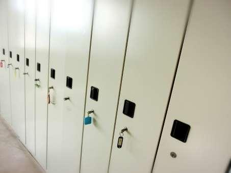 会社の更衣室を使いますか?