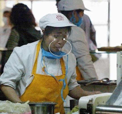 本場韓国産キムチ輸出を支えるオモニ : 食べてはいけないキムチ編