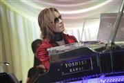 YOSHIKI、私物をオークション 黒いシャツに260万円!  - 芸能社会 - SANSPO.COM(サンスポ)