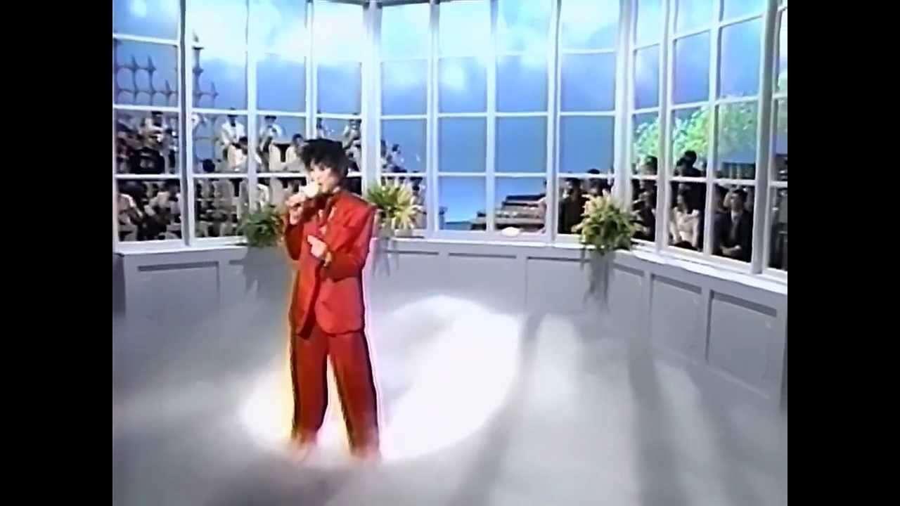 松田聖子 ハートのイアリング - YouTube