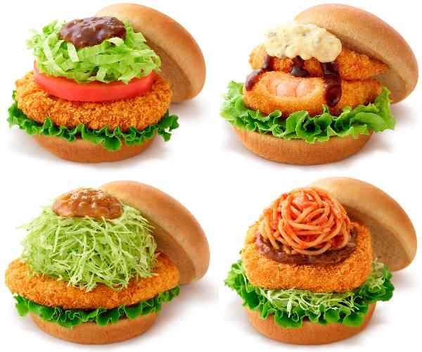 マックの次はモス!? モスバーガーが「ご当地創作バーガー決戦」をスタート☆ 北海道、愛知、埼玉、長崎の名物が登場だよ | Pouch[ポーチ]
