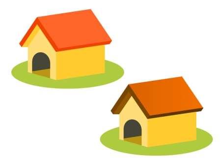 100均で犬小屋を改造→クオリティが高すぎるww