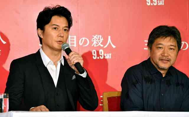 福山雅治さん「その気にさせた」 名古屋市役所ロケ語る:朝日新聞デジタル