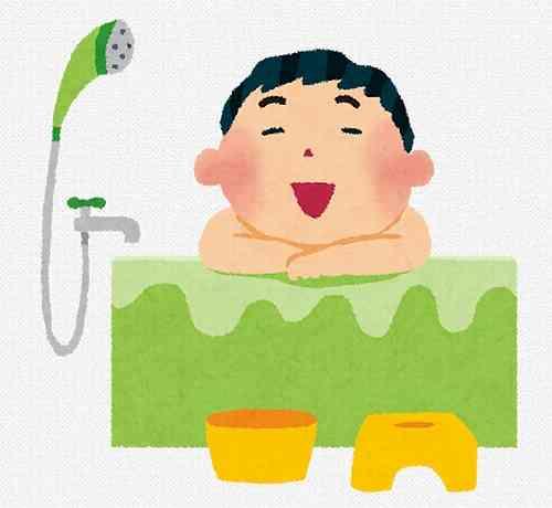 お風呂でお父さんが勝手に使ってはいけないもの