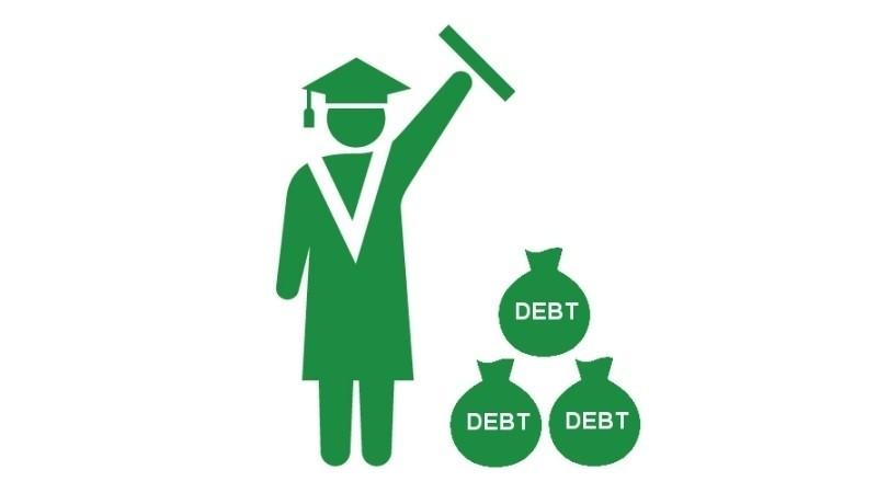 奨学金返済、人生の重荷 子ども少なく結婚も遅れがち