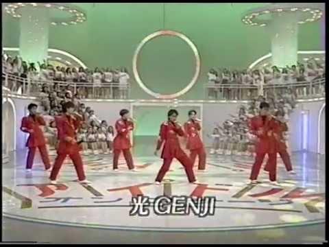 光GENJI メドレー 3 - YouTube