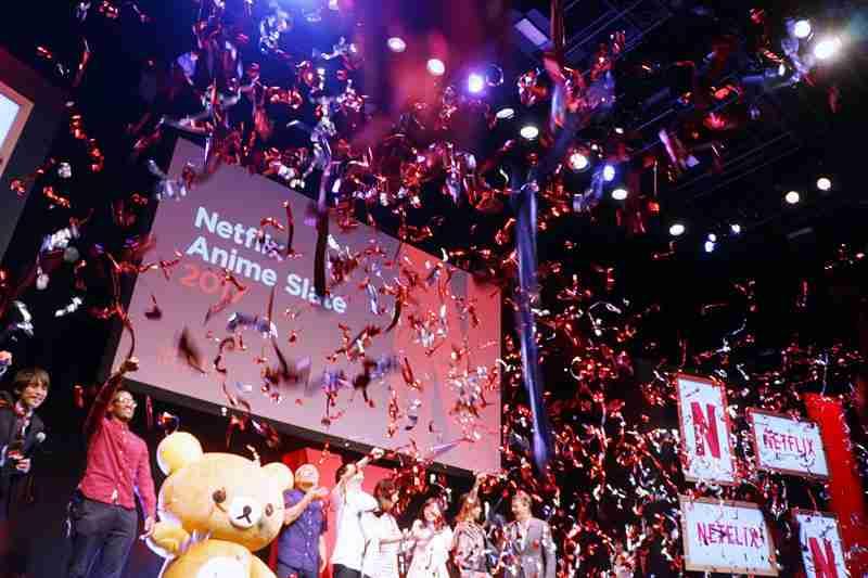 「世界中にアニメファンを作る」Netflixがアニメ注力宣言。湯浅監督らも参加 - AV Watch