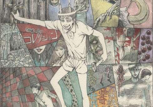 『伊藤潤二傑作集』のテレビアニメ化決定!放送予定は2018年冬!これはえらいこっちゃ!!|おたぽる