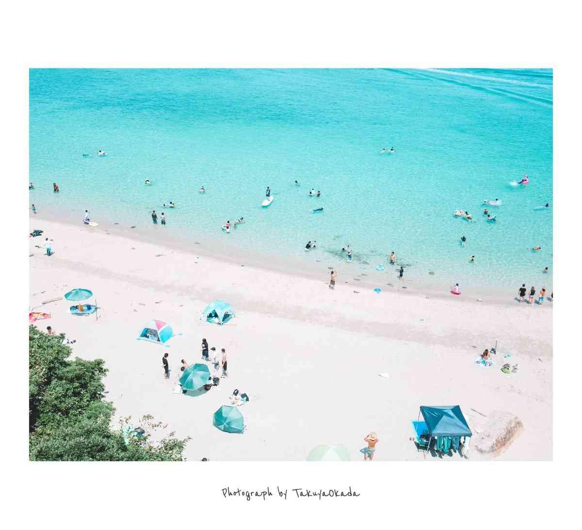 透き通る、幻想的な青い海... 高知・柏島の絶景、ツイッターで人気に