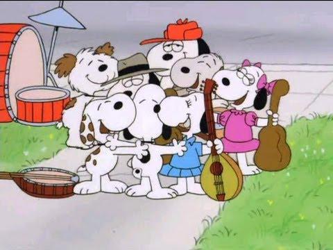 La reunion de Snoopy - YouTube