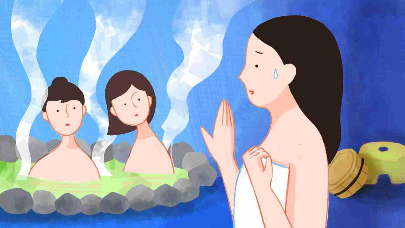 急増する梅毒、温泉でもうつるの?