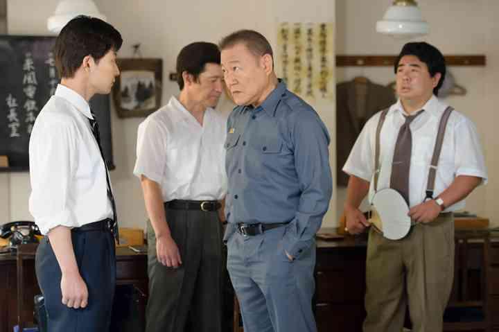 NHKのコント番組『LIFE!』に深田恭子、中川大志、國村隼が登場!星野源らと「アツい」掛け合い