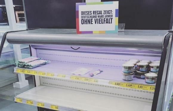 外国製品をすべて撤去したドイツのスーパーマーケットが衝撃的「中韓の人を差別する日本人も今着てる服のラベルとか、部屋の中の物を確認してみるといい。」