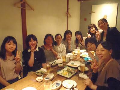 林業女子会@東京: 10/13/12