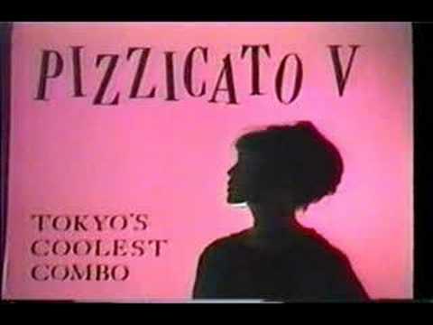 Pizzicato Five - The Audrey Hepburn Complex - YouTube